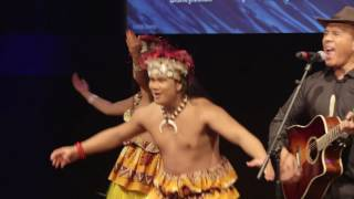 Moana: On Stage Musical Performance at the London Gala