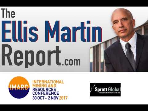 Ellis Martin Report with Sprott Global's Rick Rule for IMARC Melbourne
