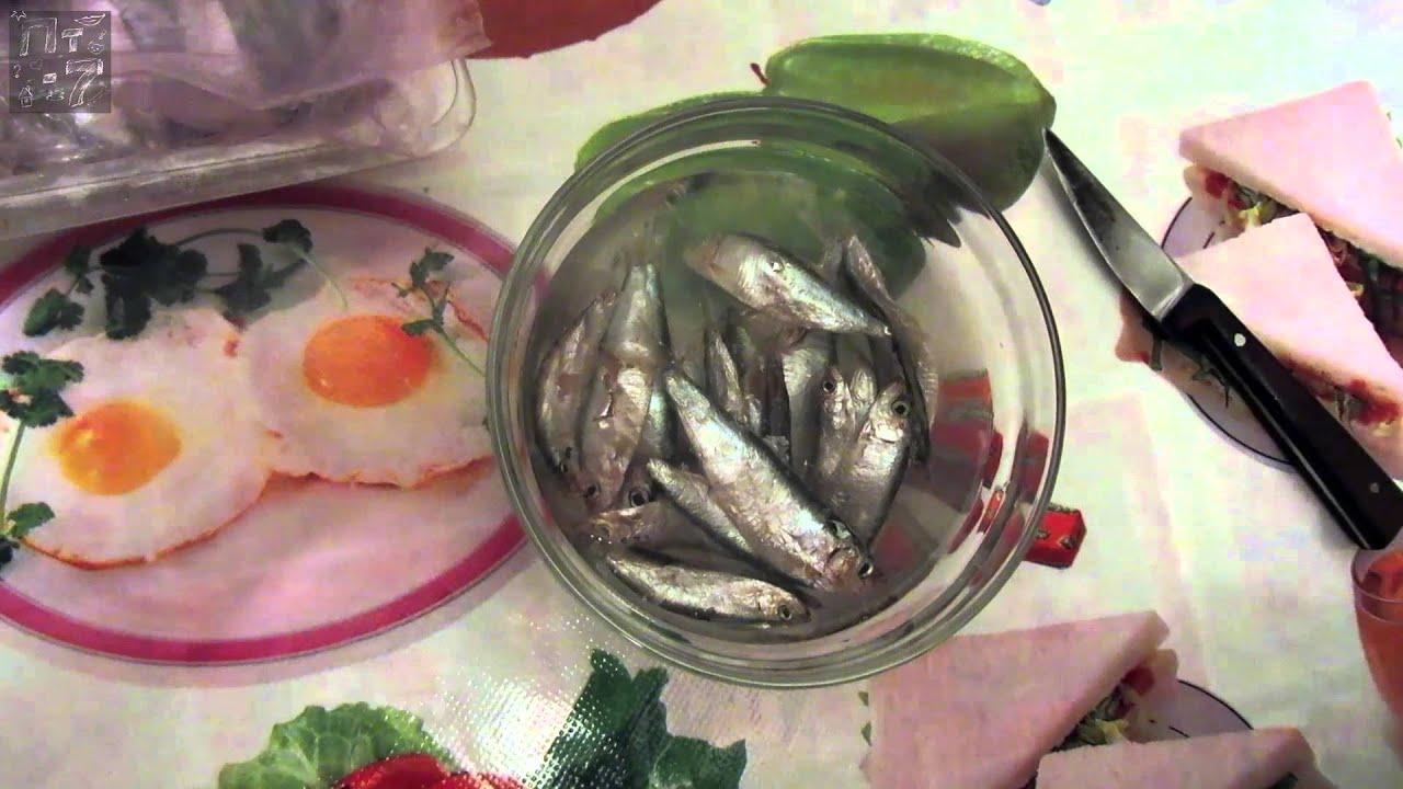 Как готовить коту рыбу