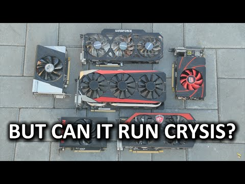 But can it run Crysis? - Modern Hardware Edition