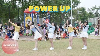 KPOP IN PUBLIC RED VELVET POWER UP DANCE COVER in PUBLIC INDONESIA