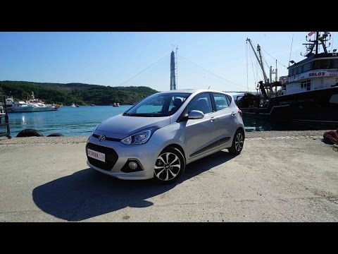 TEST | Hyundai I10 GO! Edition [English Subtitled]