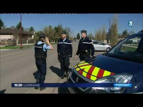 S�curit� : Marjorie, commandant de gendarmerie