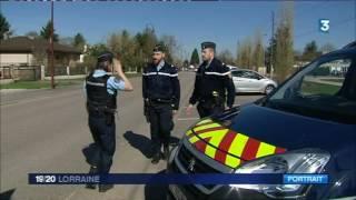 Sécurité : Marjorie, commandant de gendarmerie