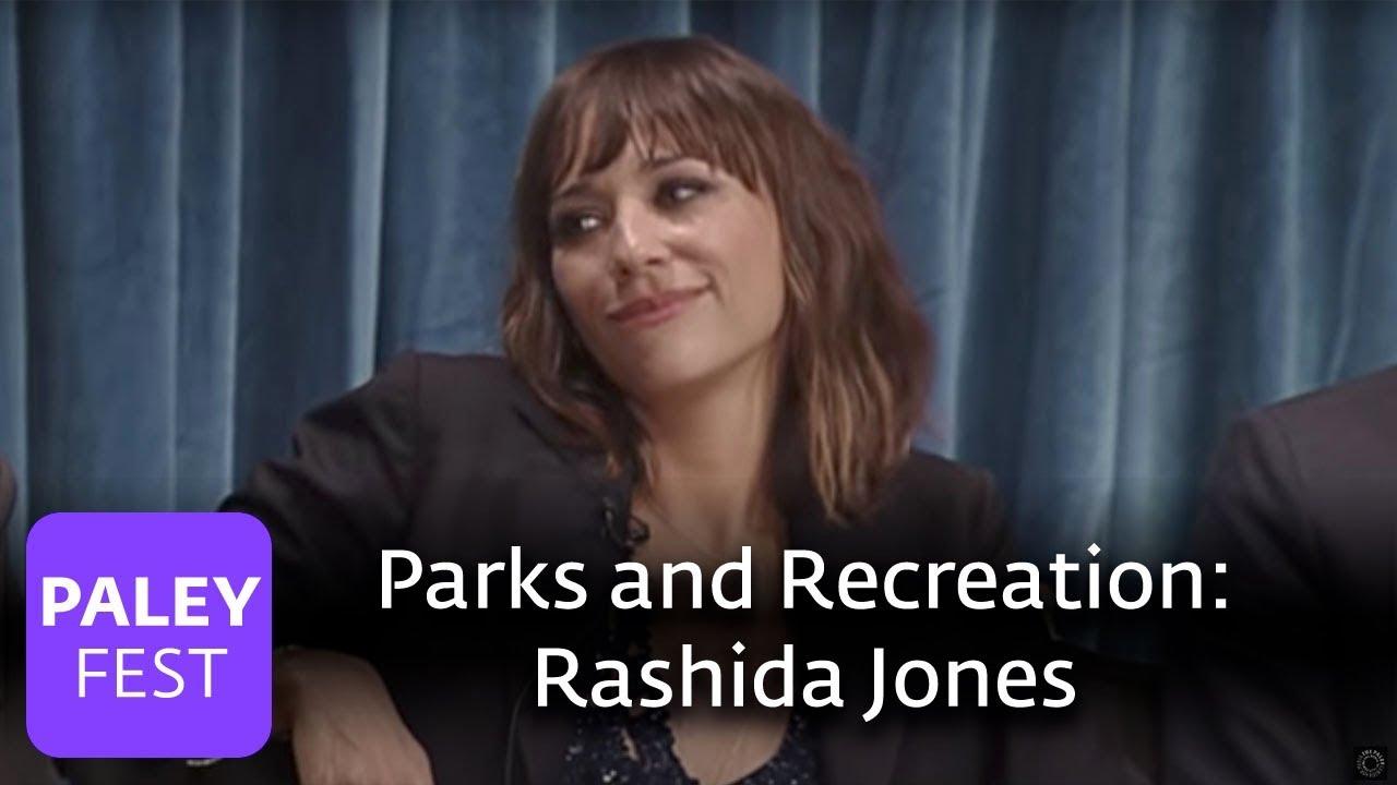 Rashida Jones Hair Parks And Recreation