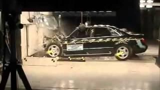 Audi a8 crash test