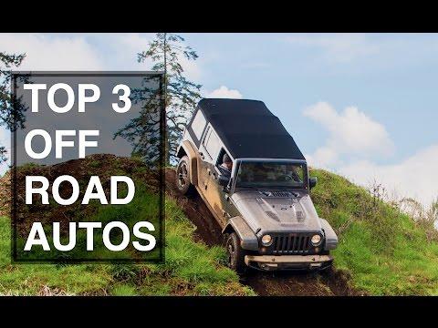 Top 3 Off Road Trucks & SUVs – Mudfest 2016