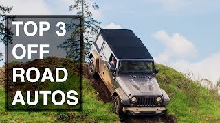 Top 3 Off Road Trucks & SUVs - Mudfest 2016