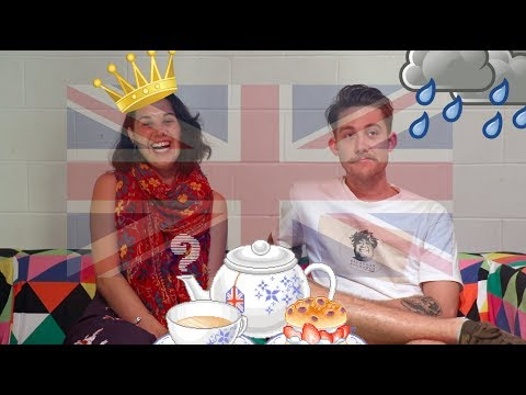 Brits React To Their National Stereotypes