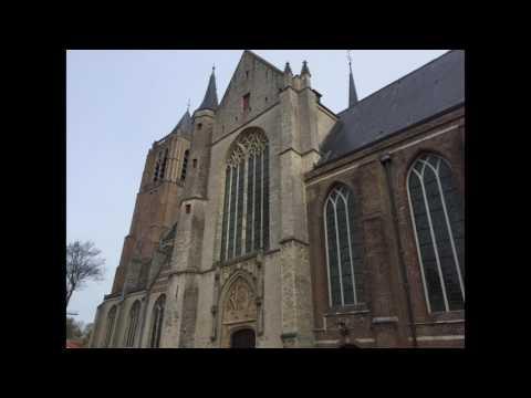 Tholen Grote Kerk   F1 Fis1 G1 A1