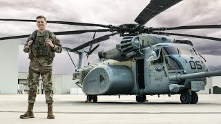 King of the Sky | The Navy's Largest Helicopter [MH-53]