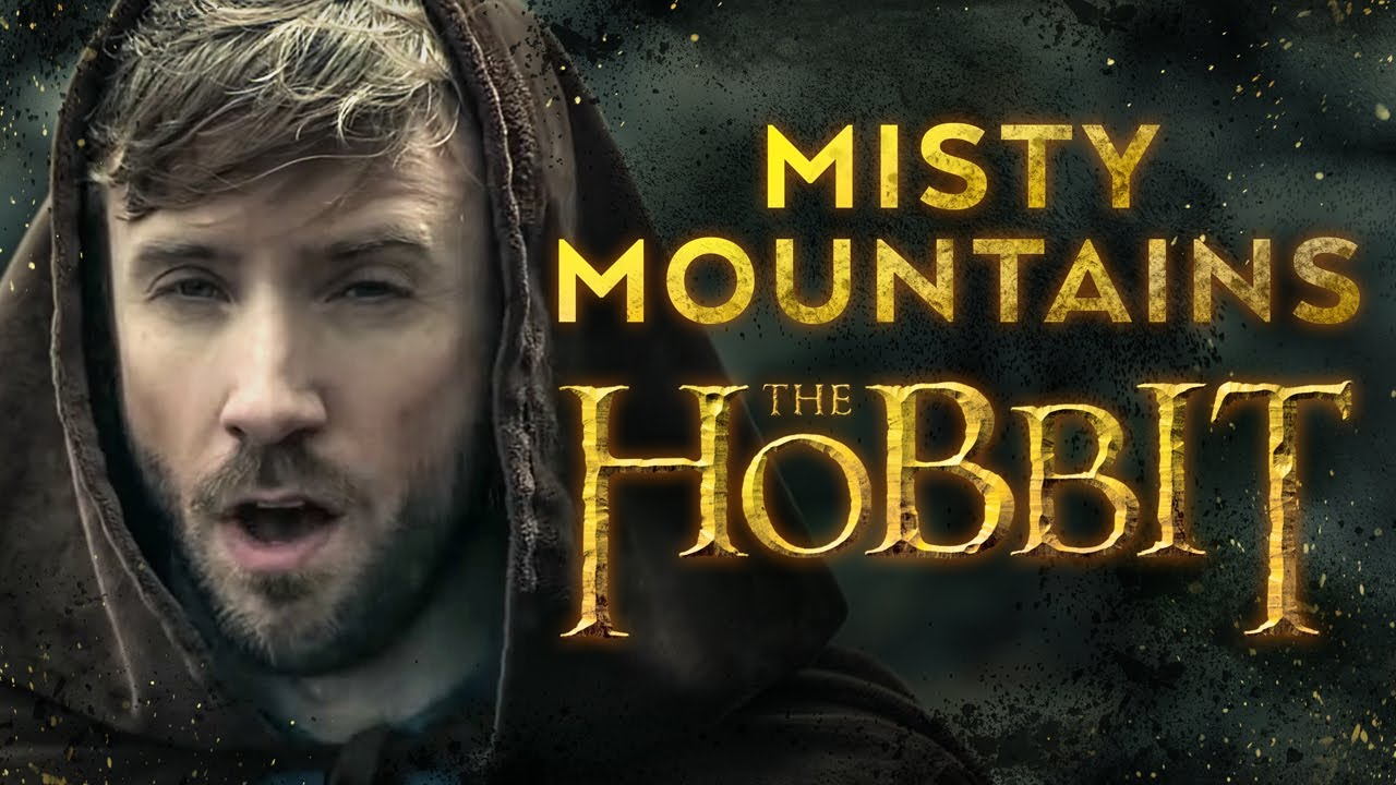 Hobbit gmail theme - Misty Mountains The Hobbit Peter Hollens A Cappella