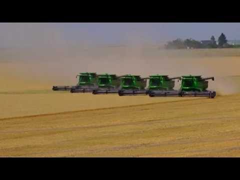 Great American Wheat Harvest 30 Second Trailer