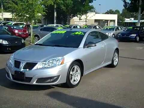 09 Pontiac G6 Coupe Gt V6 Alloys Used Car Video Gainesville Fl Call Francis 352 745 201 You