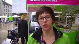 Parteijugend im Wahlkampf: Junge Grüne
