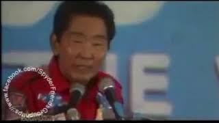 Pres. Ferdinand E. Marcos speech about how to treat women!