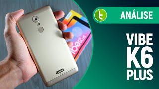 Análise Lenovo Vibe K6 Plus | Review do TudoCelular