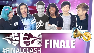CLASHER & CREATOR kommentieren die LETZTE Folge #FinalClash! - Creators