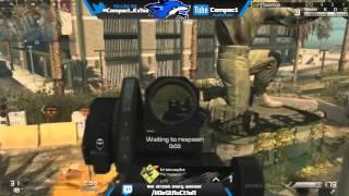 Ghosts : 4v4 Domination EGL Listen in (Strikezone) Thumbnail