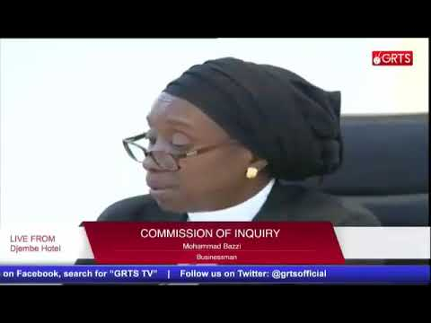 Full Coverage Of The 33RD Sitting Of The Commission Of Enquiry