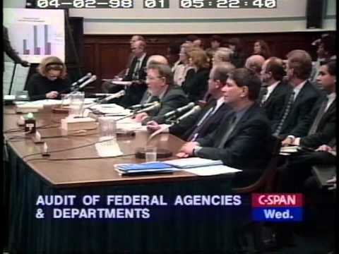 Federal Agencies and Departments Audit