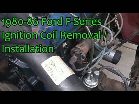 1980-86 Ford F-Series Ignition Coil - YouTubeYouTube