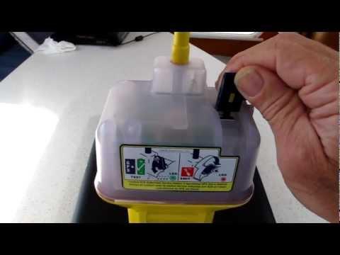 EPIRB 406 Self Testing.MOV