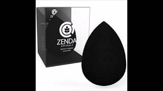 Premium Beauty Sponge Makeup Blender for Powder, Concealer and Foundation Applicator   Make Up Spong