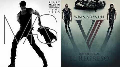 Ricky Martin Ft Wisin Y Yandel Fiebre