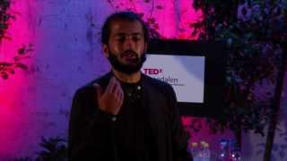 Krossa samhällets gränser: Milad Mohammadi at TEDxAlmedalen