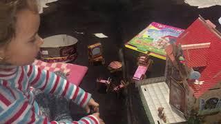 Домик для куклы Лол