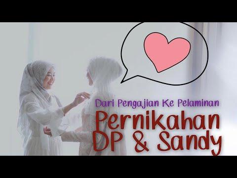Dari Pengajian Ke Pelaminan | Pernikahan Dian Pelangi & Sandy Nasution