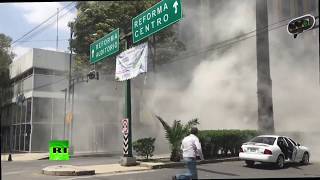 Deadly earthquake hits Mexico City thumbnail