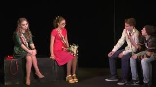 Драма «Игра в правду» театра студии «Б612» г  Новосибирск cut