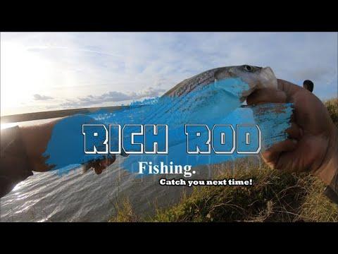 SACRAMENTO RIVER  STRIPER FISHING / IN THE DEEP WATER CHANNEL