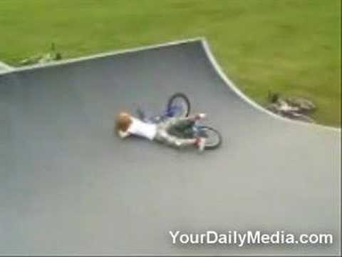 "The ""Half pipe"" Accident."