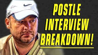 Mike Postle Interview Deep Investigation Breakdown thumbnail