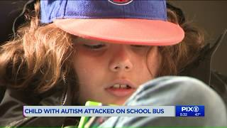 Boy with autism allegedly attacked on school bus by paraprofessional