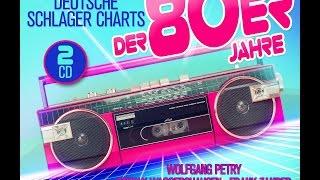 Deutsche Schlager Charts der 80er Jahre MiniMix