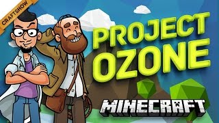 АДСКИЕ ВРАТА - Project Ozone #9 (Minecraft HQM Sky Block карта)