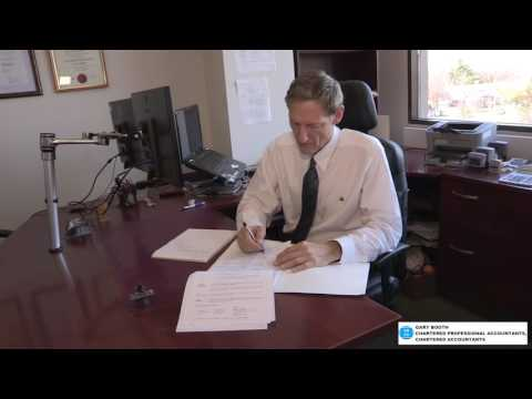 Gary Booth Chartered Professional Accountants, Chartered Accountants | Toronto, Canada | CPA