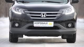 Honda CR-V(полная версия программы