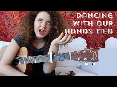 Taylor Swift - Dancing With Our Hands Tied Cover