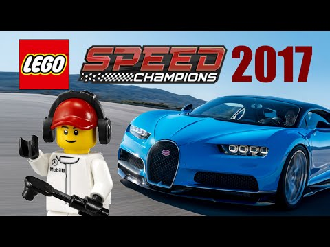 lego speed champions 2017 sets list now get. Black Bedroom Furniture Sets. Home Design Ideas