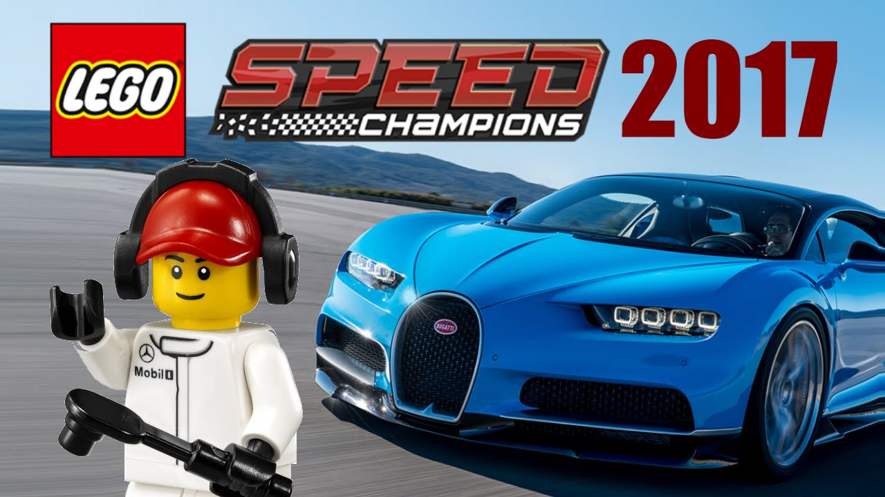 lego speed champions 2017 sets list youtube. Black Bedroom Furniture Sets. Home Design Ideas