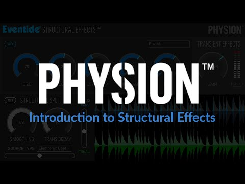 Introduction to Fission - A new Plug-in Featuring Structural Effects