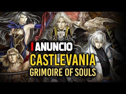 CASTLEVANIA: GRIMOIRE OF SOULS   Información, capturas y gameplay del nuevo juego para iOS