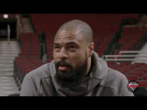Tyson Chandler Interview | Education, Giving Back & More
