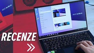 ASUS ZenBook 14 Recenze: Nemá jen krásnou tvářičku