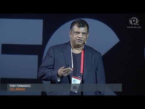APEC SME SUMMIT 2015: AirAsia's Tony Fernandes on branding and people
